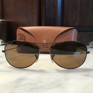 RAY-BAN Cockpit RB3362 59 Polarized/Gradient Lens